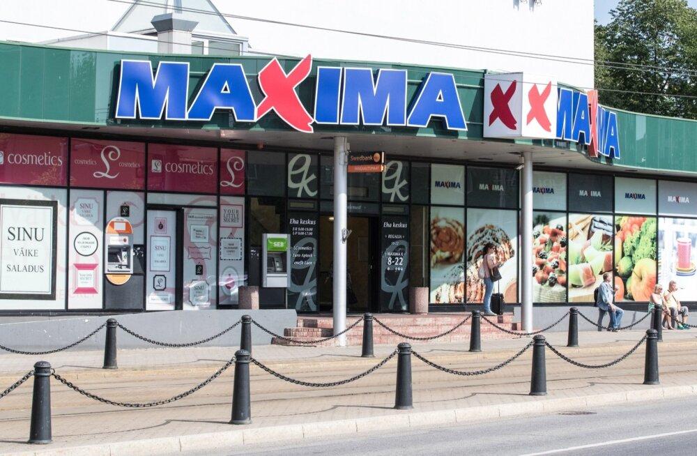 Maxima kauplus