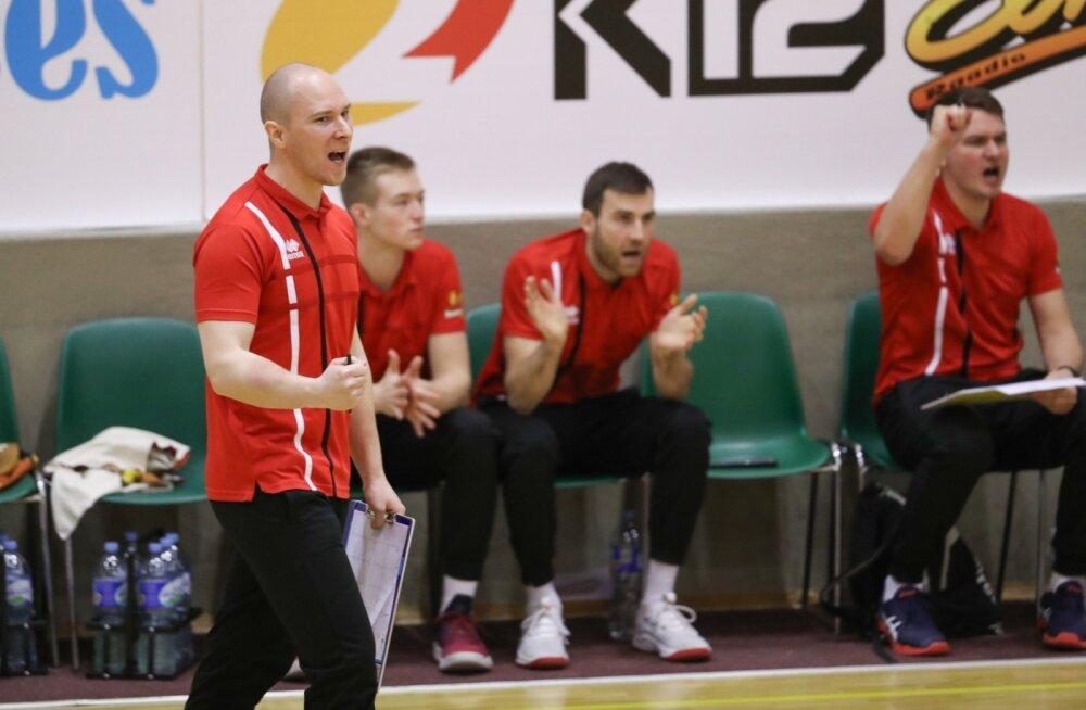 Pärnu võrkpalliklubi ja Tallinna Selver