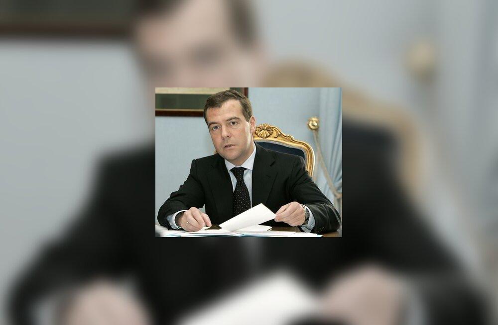 Dmitri Medvedev, Vene, poliitik, kreml, president