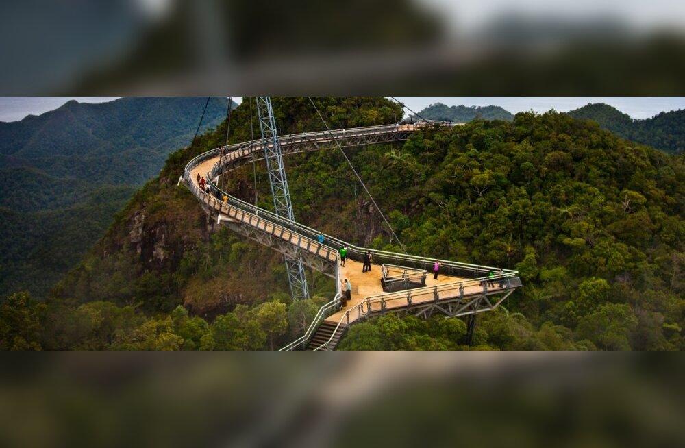 при мосты над бездной картинки платформа оснащена сложной