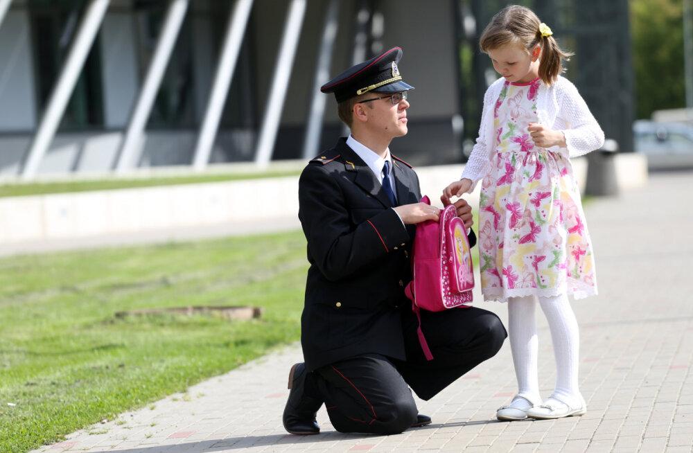Спасательный департамент: о чем необходимо поговорить с ребенком в преддверии учебного года?