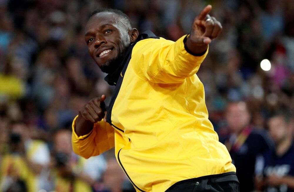 Staaride paraad USA GP-l: Usain Bolt tuleb raja äärde lehvitama, Stevie Wonder laulma