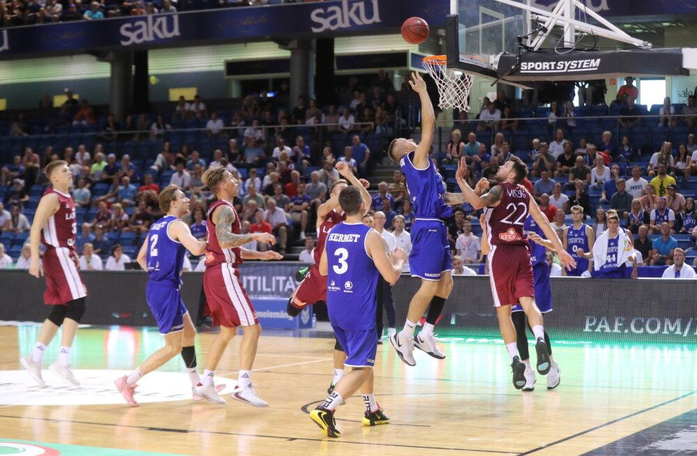 Eesti korvpallikoondis kohtub kahel korral Soomega, koosseisus väikesed muudatused