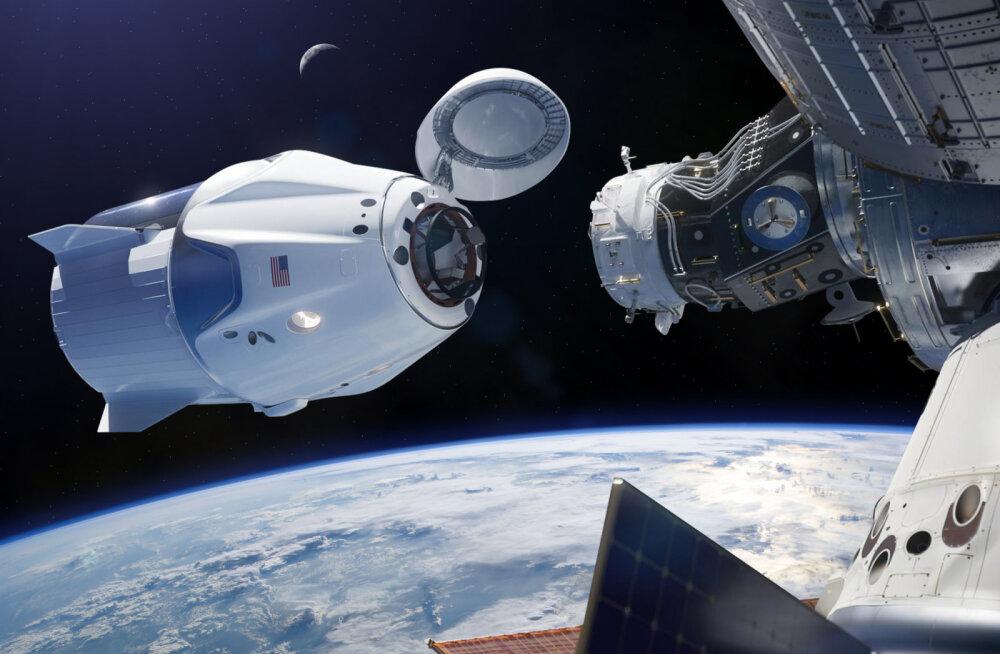 SpaceX'i uus rakett aitab teha inimkonnal endast varukoopia