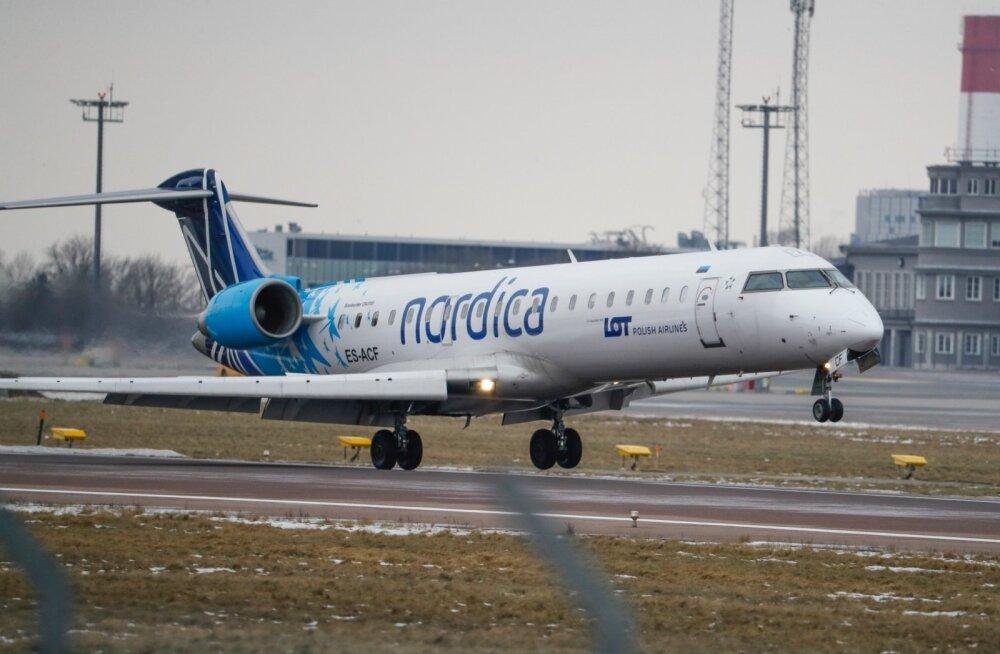 Nordica on kasvanud kõigi aegade suurimaks Eesti lennufirmaks. Teise kvartali numbrid olid head