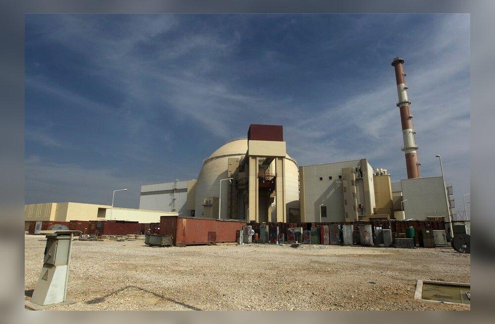 Iraan katkestas tuumakõnelused konsultatsioonideks