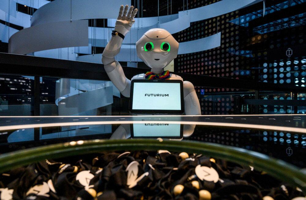 ФОТО: В центре Берлина открылся Дом будущего