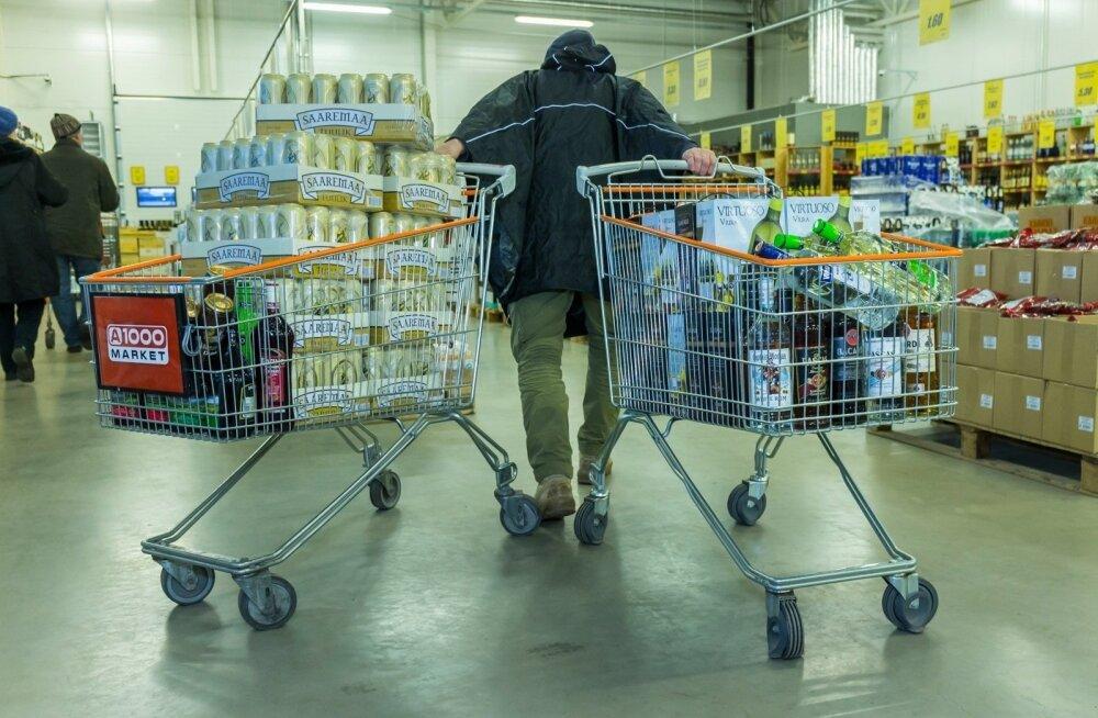 ГЛАВНОЕ ЗА ДЕНЬ: В Нымме продолжают орудовать вандалы, повышение акциза на алкоголь привело к неожиданным результатам