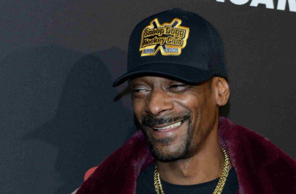 Kanep vs. alkohol - Snoop Dogg kutsuti duellile!