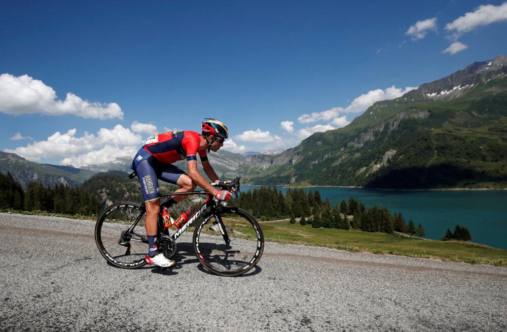 Tour de France'il draama jätkub, Nibali katkestas