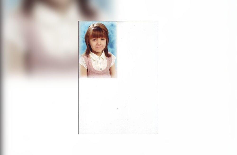 Politsei otsib kadunud 9-aastast tüdrukut