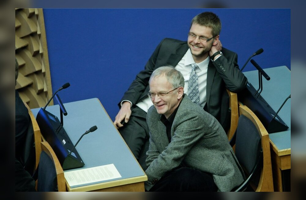 Кандидаты социал-демократов Ида-Вирумаа в Европарламент – Осиновский, Пало и Миксер