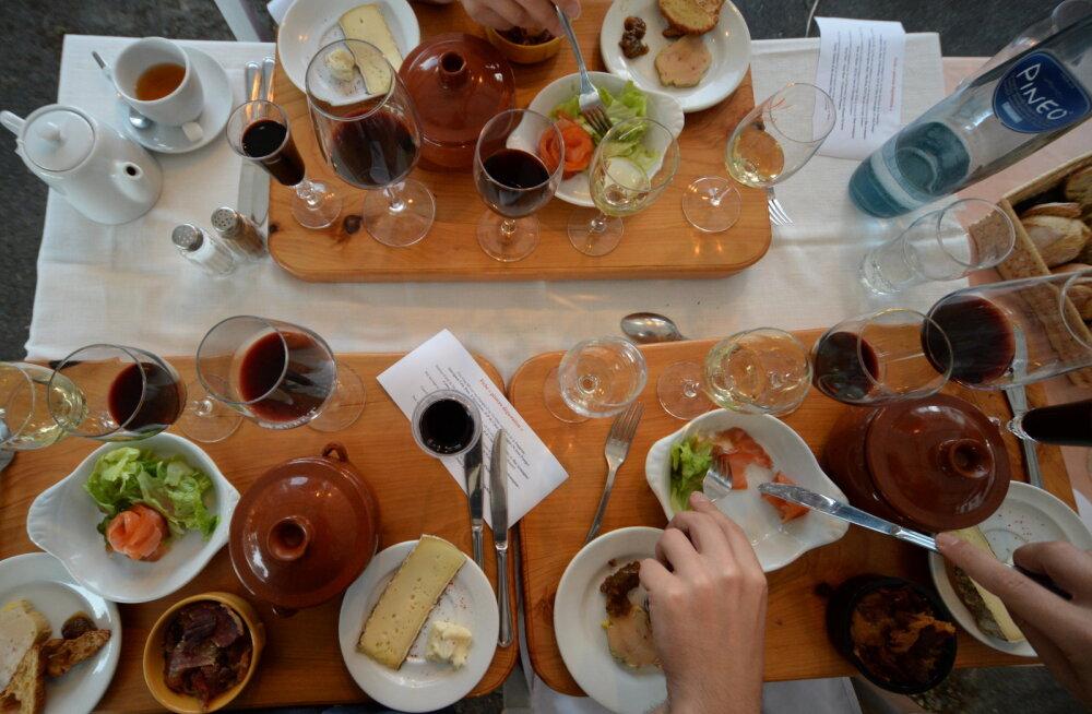 VEINIREIS: Tenerifele 1200 meetri kõrgusele veinimõisa!
