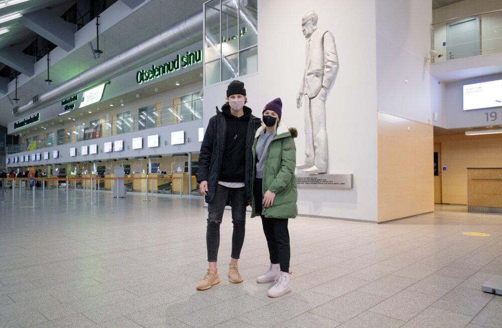 Kelly Sildaru ja Mihkel Ustav suundusid teist korda koos X-Mängudele. Mullu oli tulemus pargi- ja rennisõidu kuldmedalid ning Big Airi hüpete neljas koht.