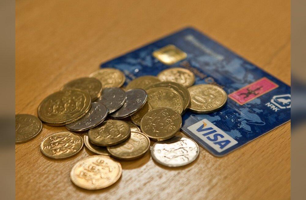 Miinimumpalgaga ei elata, vaid püsitakse elus