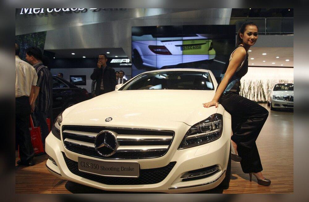 Mercedes-Benz CLS Shooting Brake: praktilisem luksus