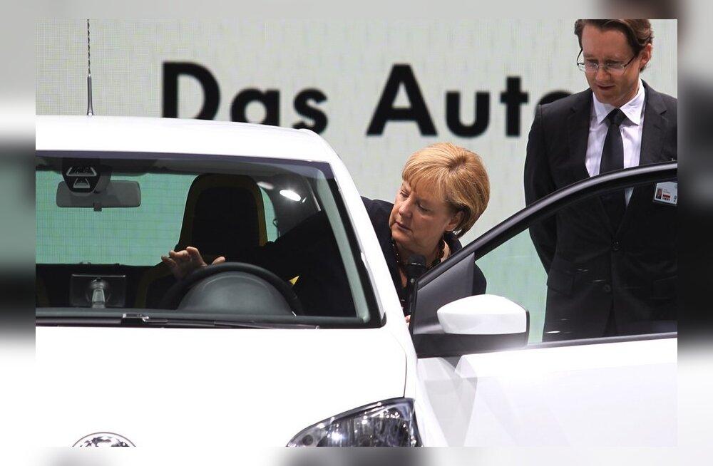 Maailma aasta autoks 2012 valiti VW up!