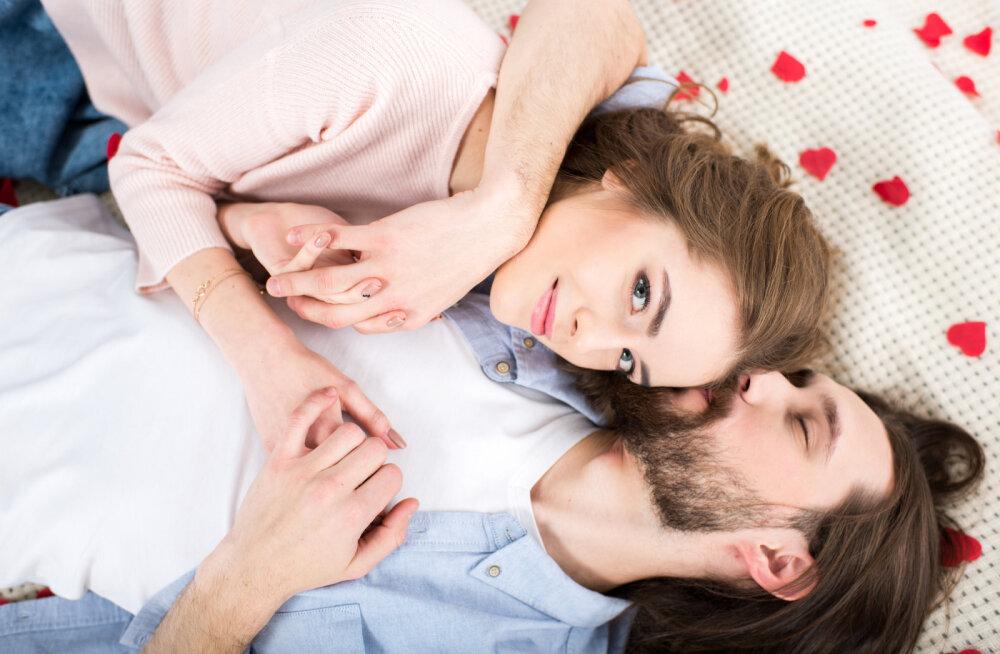 Armastuse keemiline valem on nüüdsest teada!