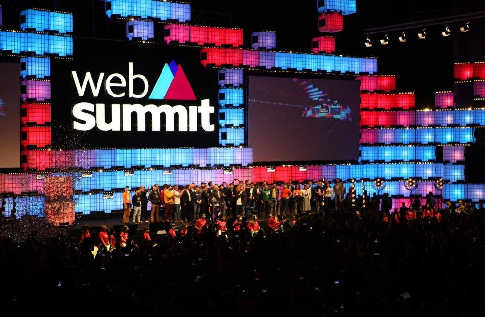 В Лиссабоне начался Web Summit с 60 000 участников, из Эстонии приехало более 200 человек
