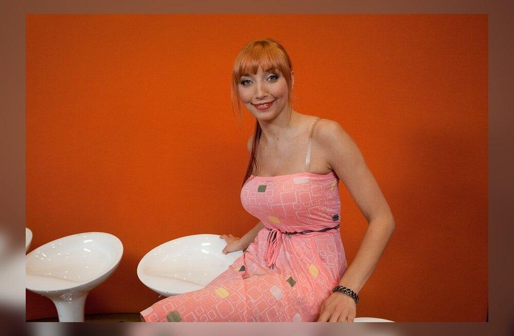 Tanja Mihhailova käis vanemate lahutuse pärast nõia juures