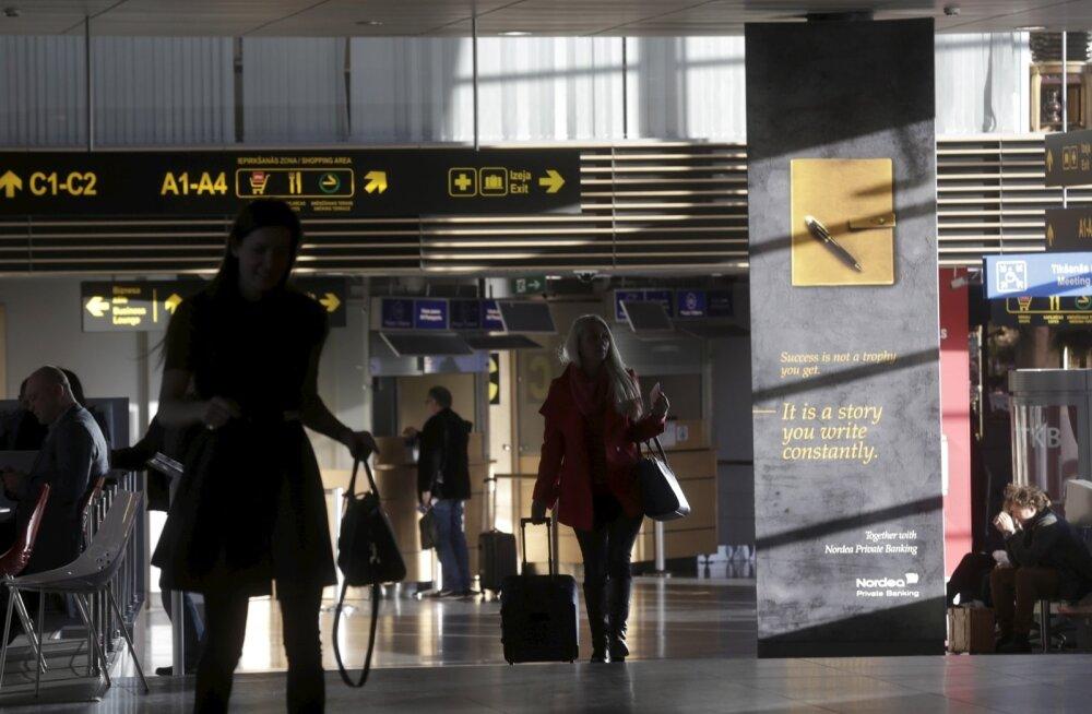 Läti lennujaam