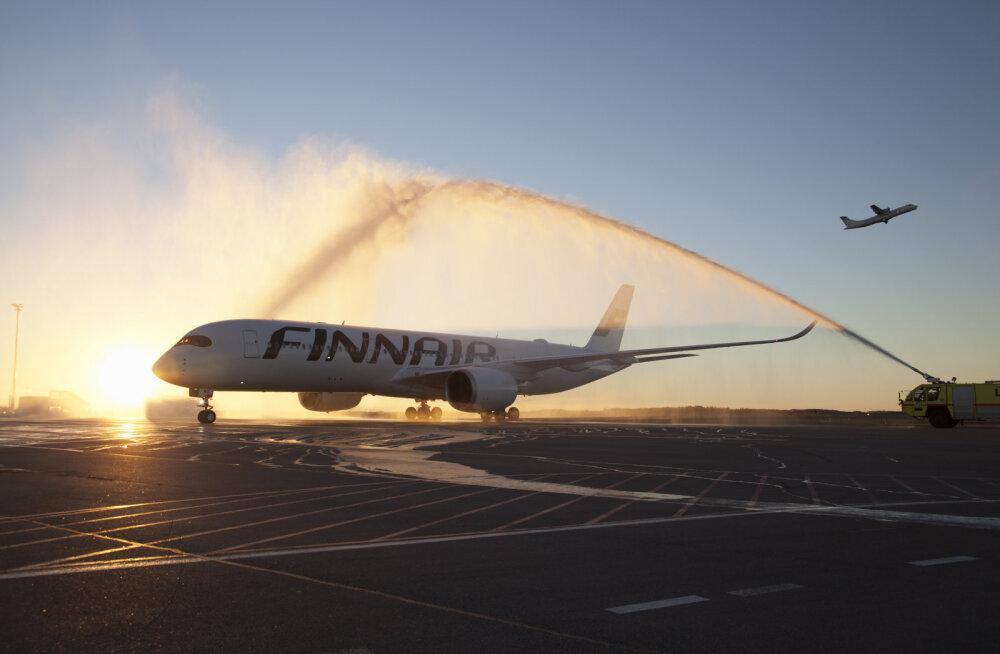 Hea uudis! Finnair lisab suveks New Yorgi liinile uusi väljumisi