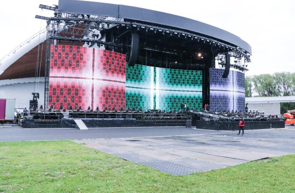 Bon Jovi kontserdi korraldamine
