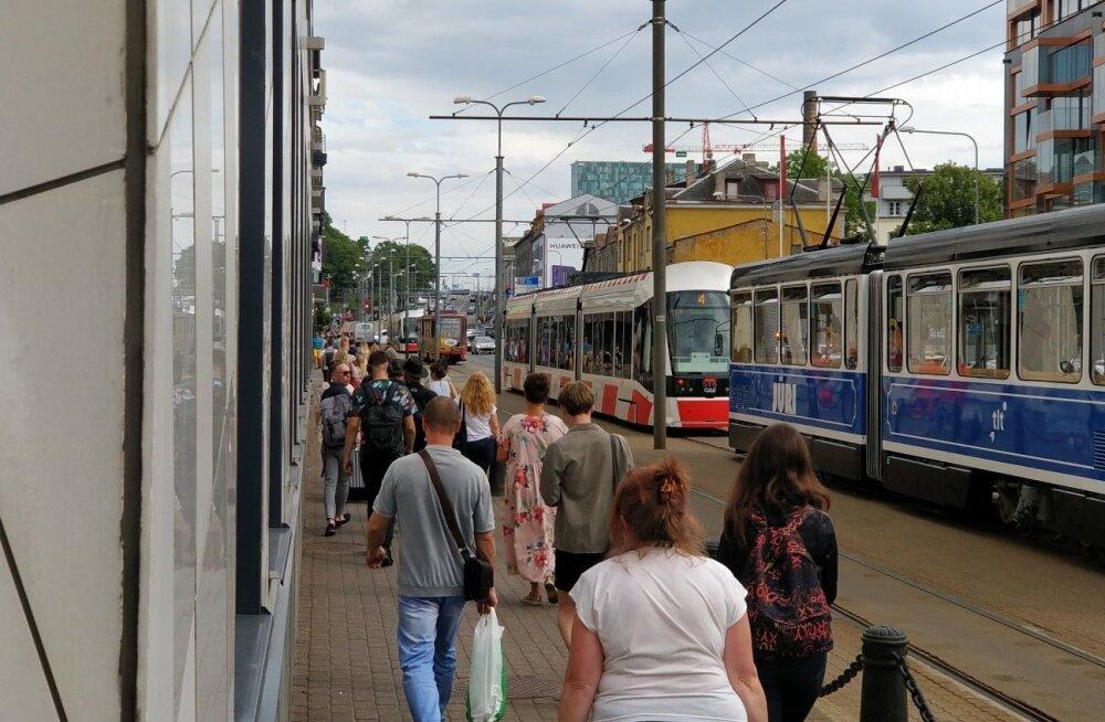 Mõigu, Jüri, Maardu... Tallinn uurib trammiliikluse laiendamist oma lähiümbrusse