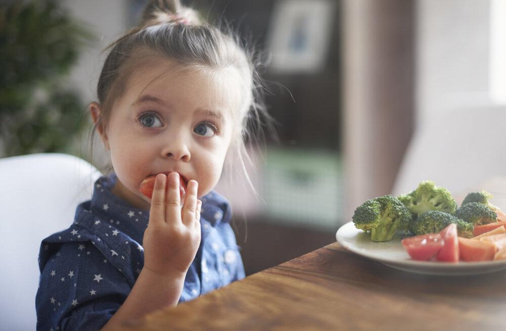 Su laps keeldub köögivilju söömast? See on üks väga oluline põhjus, miks ta seda siiski tegema peaks