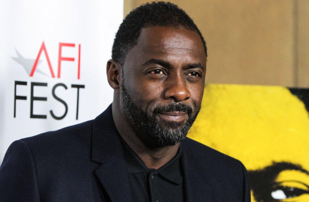 Järgmine kuulsus - Idris Elba andis positiivse Koroonaviiruse testi tulemuse