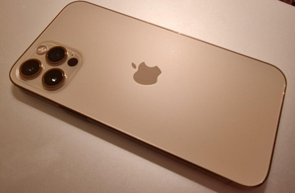 Telefoniarvustus: iPhone 12 Pro – ma kasutasin 24h Apple'i mobiili ja olen täiesti elus