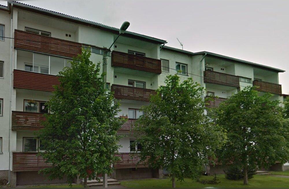 Kuressaare elumaja kolme korteri omanikud sülitavad riigikohtu otsusele