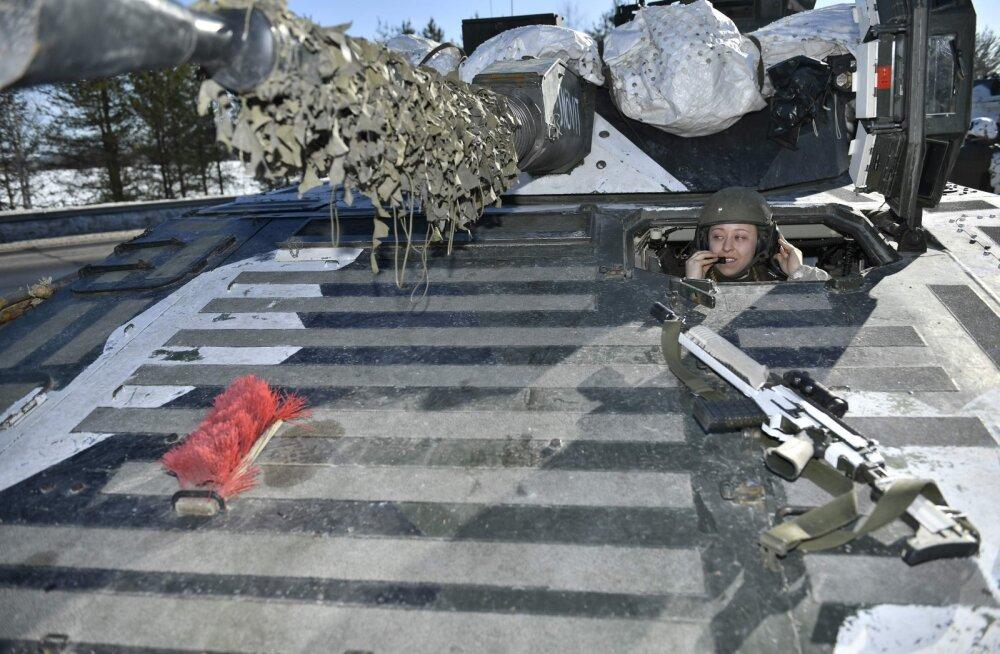 Rootsi sõjaväeõppusel hukkus kohalik sõdur