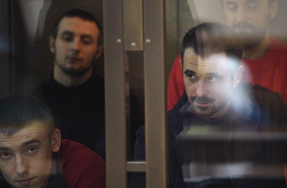 ÜRO meretribunal nõudis venelastelt Ukraina mereväelaste vabadusse laskmist