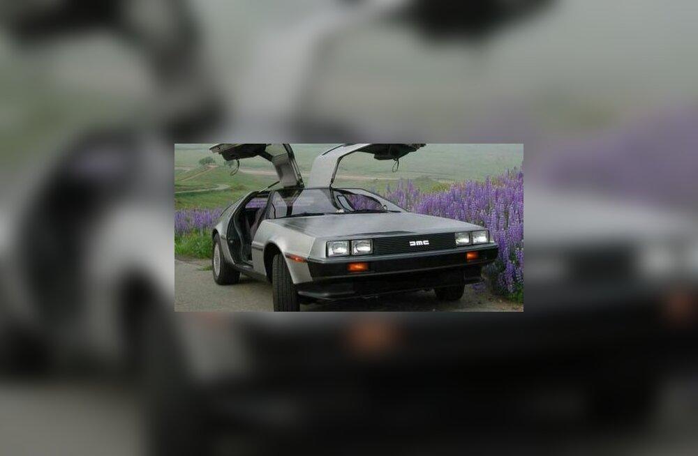 John DeLoreanist vändatakse eluloofilm?