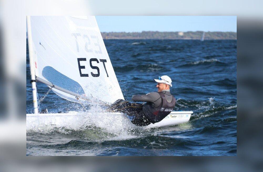 Purjetamise Eesti Meistrivõistluste sarja etapp algas Haven Kakumäel heades seilamisoludes