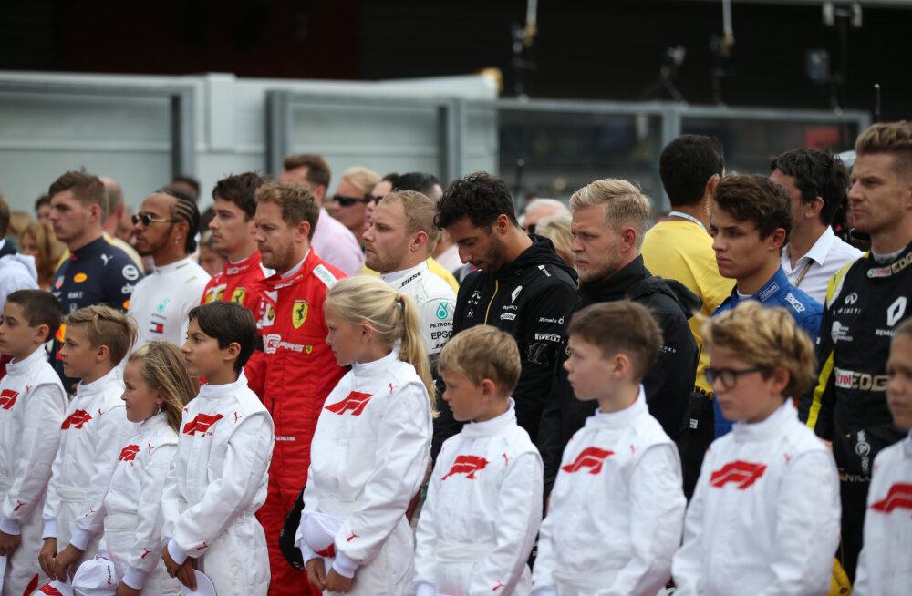 Ricciardo kaalus surmaavarii tõttu Belgia GP-st loobumist