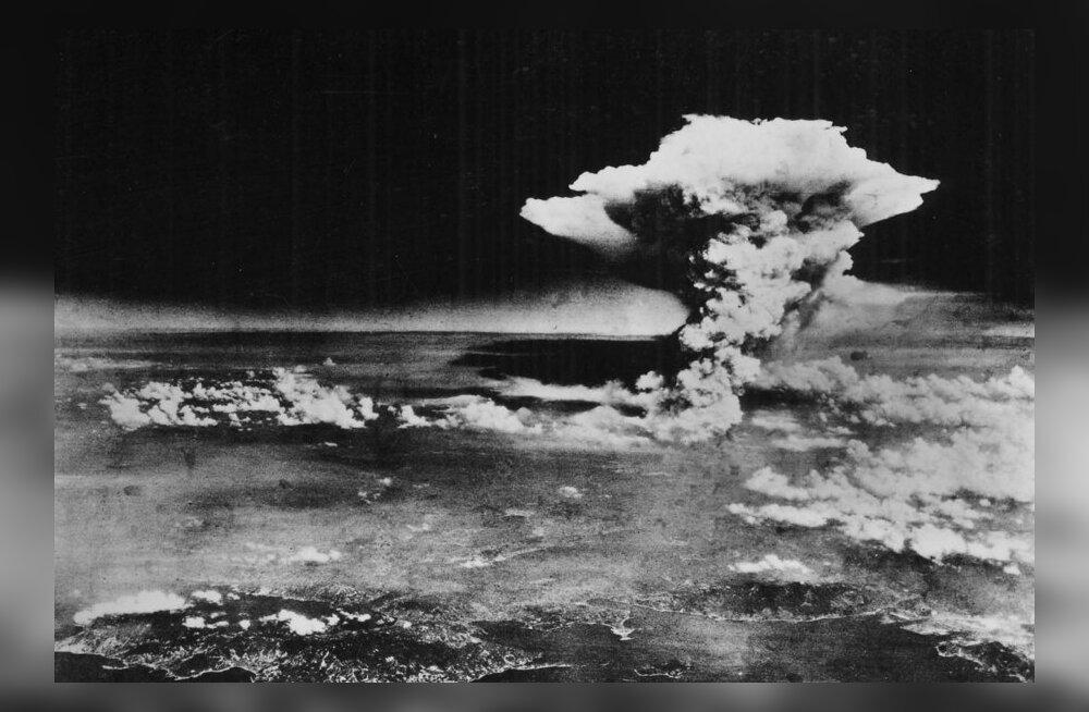 Ülevaade superpommide ajaloost
