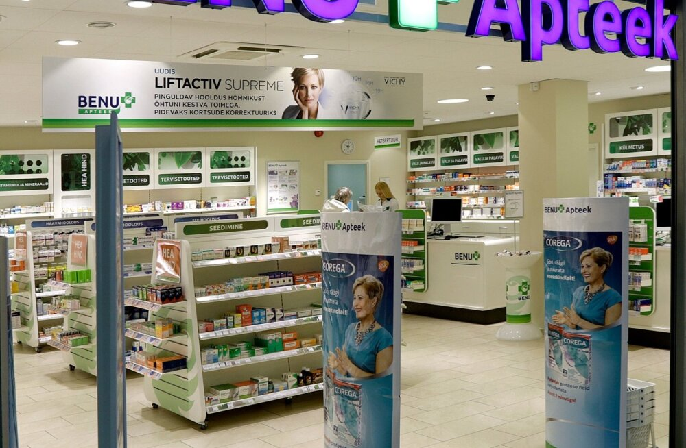 BENU apteek Postimajas