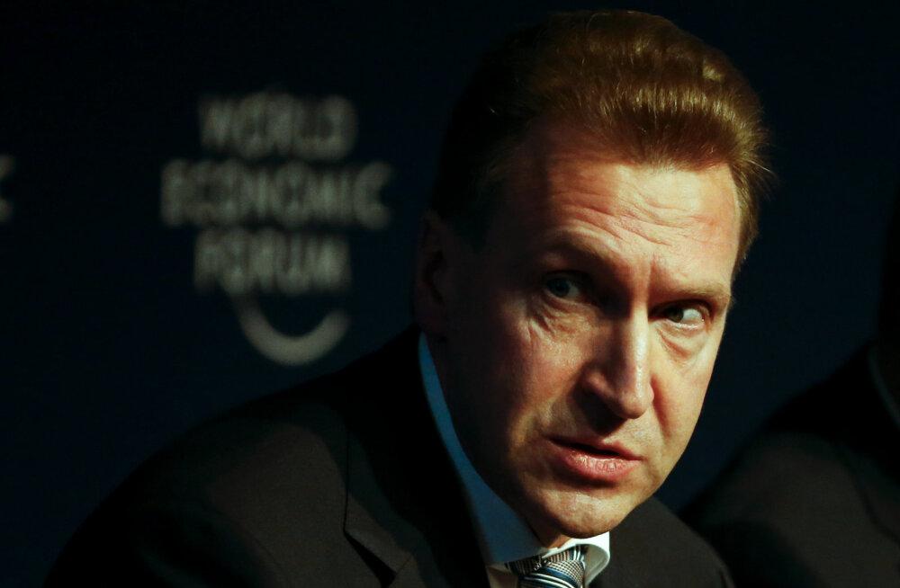 Tõehetk: Venemaa valitsus saadab kärpekrokodillid riigieelarve kallale