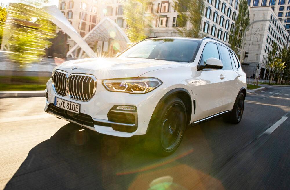 Kas BMW ja Mercedese roolis istub ainult enesekeskne tõusik?