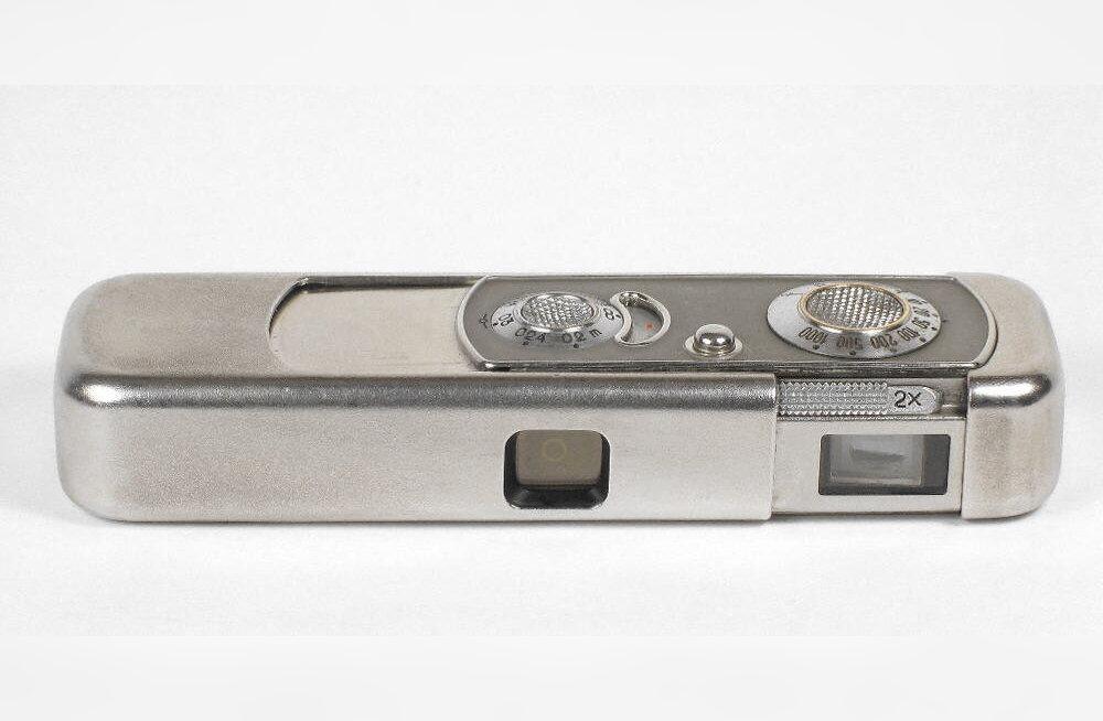 Spioonikaamerad: hämmastav tehnoloogia ammu enne digifotode ajastut