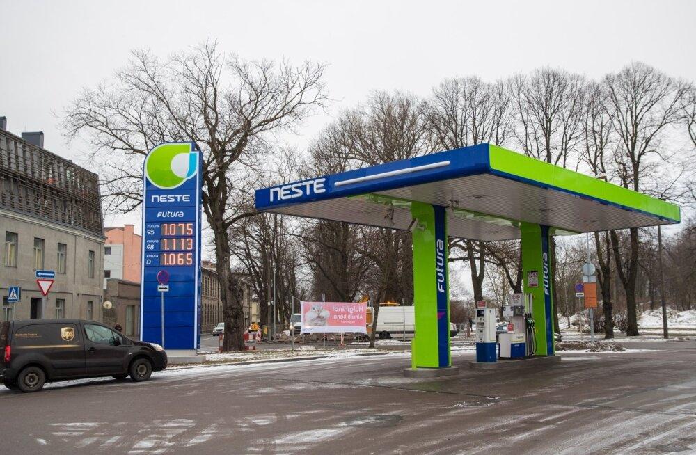 c7d29b266ed AINULT TÄNA: Kütust müüakse kõigis tanklates hulgihinnaga - ärileht.ee