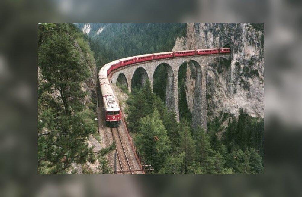 Самый длинный в мире железнодорожный маршрут откроют для туристов