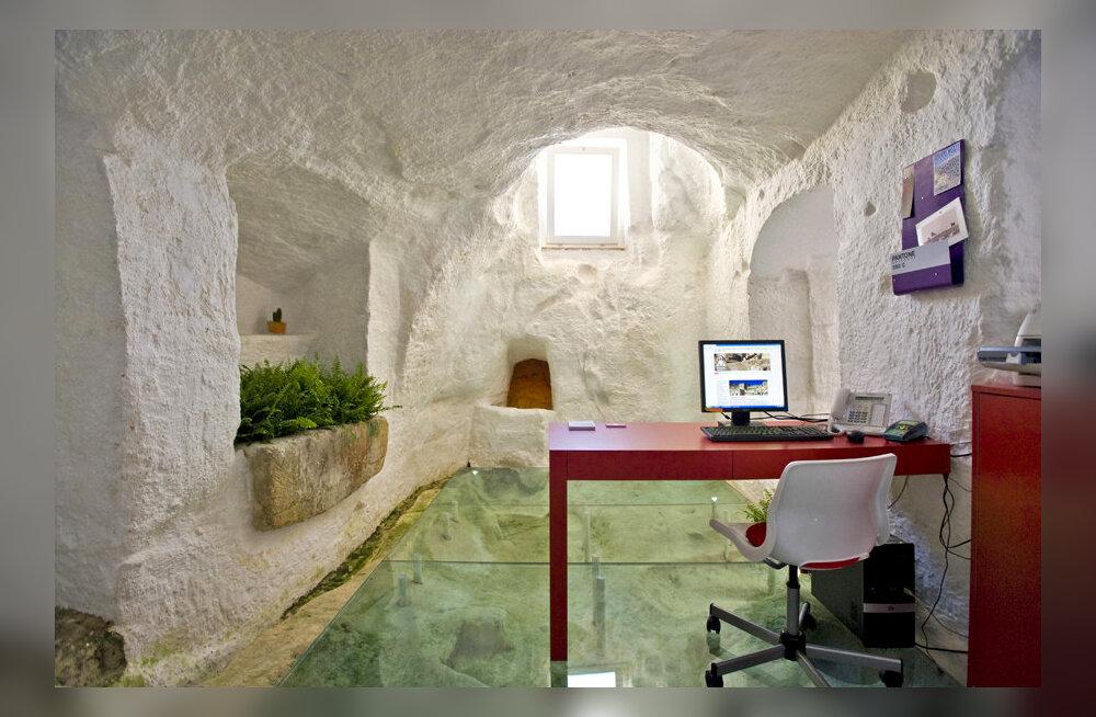 Необычная гостиница: Неолит в современной обертке