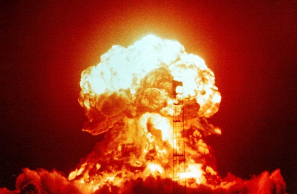 Külm sõda kiskus tulikuumaks: 1967. aasta päikesetorm tõmbas superriigid tuumasõja veerele