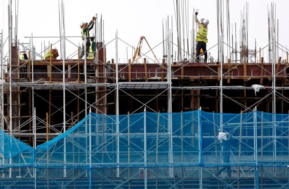Финская газета: эстонские строительные фирмы и в Финляндии используют нелегально работающих украинцев и белорусов