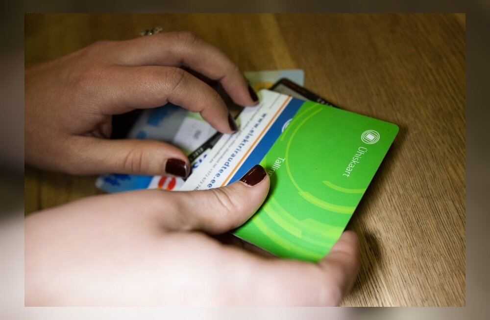 Paar tuhat ühiskaarti osutusid vigaseks