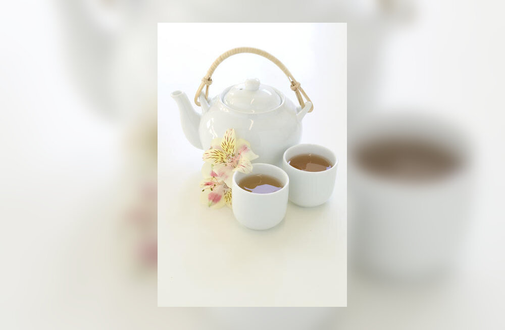 Jooge rohkem teed!