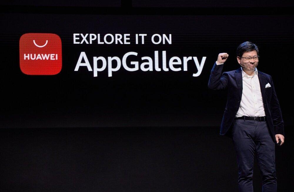 Huawei töötab aktiivselt, et laiendada AppGallery kohalike rakenduste valikut